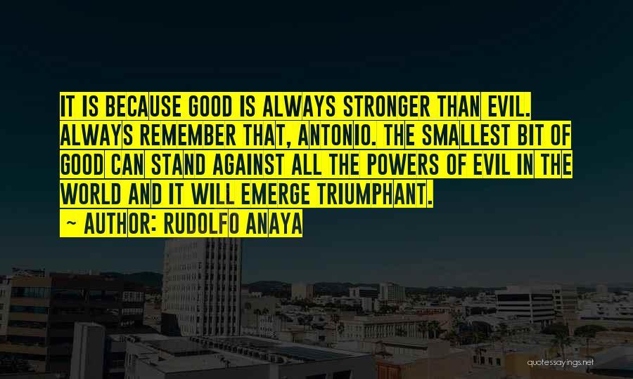 8 Bit Quotes By Rudolfo Anaya