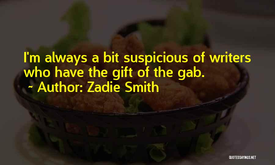 8 Bit Quotes By Zadie Smith
