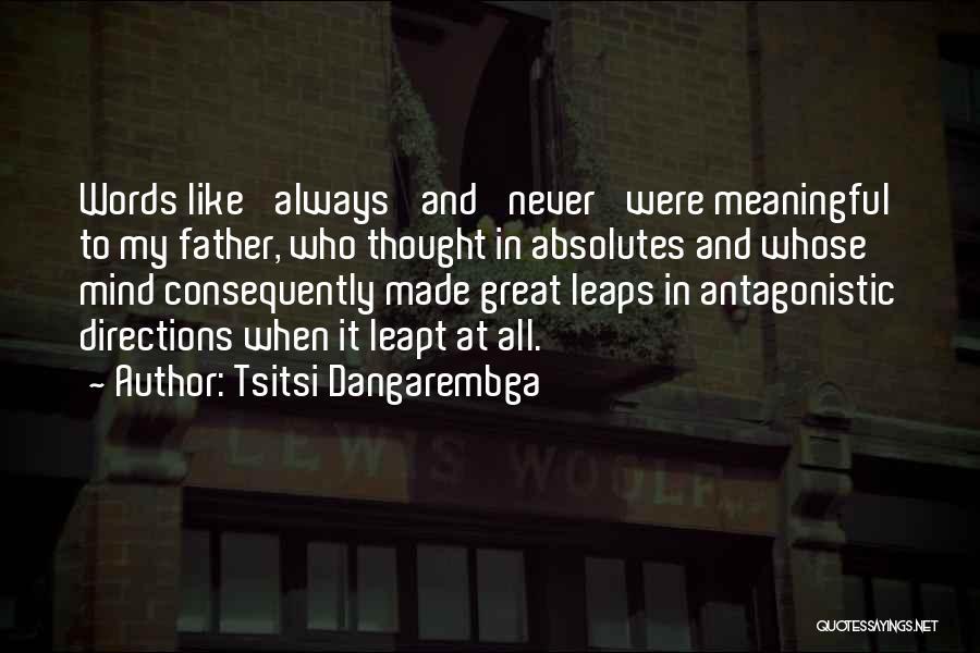 8 Femmes Quotes By Tsitsi Dangarembga