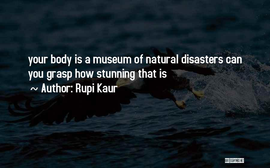 9/11 Museum Quotes By Rupi Kaur