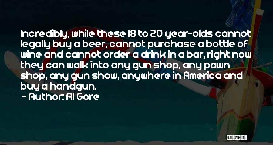 9 Year Olds Quotes By Al Gore