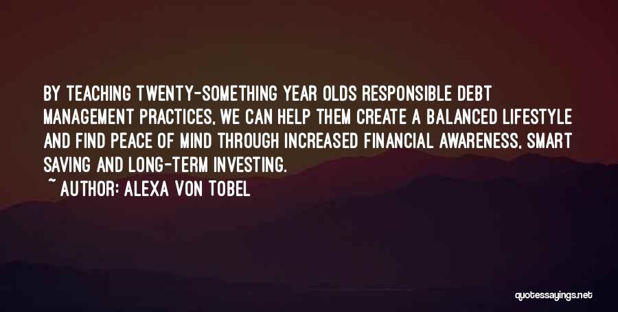 9 Year Olds Quotes By Alexa Von Tobel