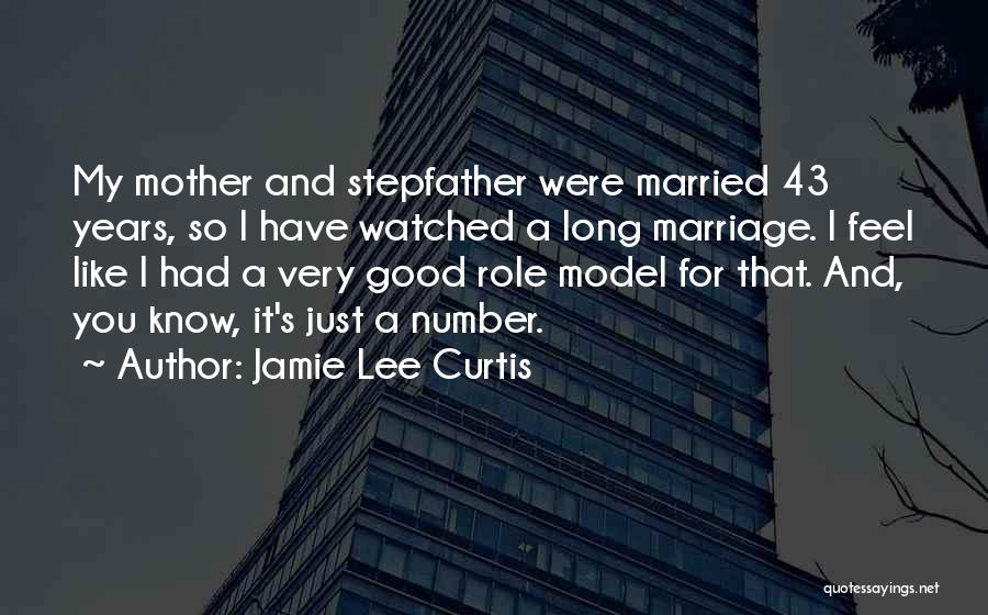 9 Years Anniversary Quotes By Jamie Lee Curtis