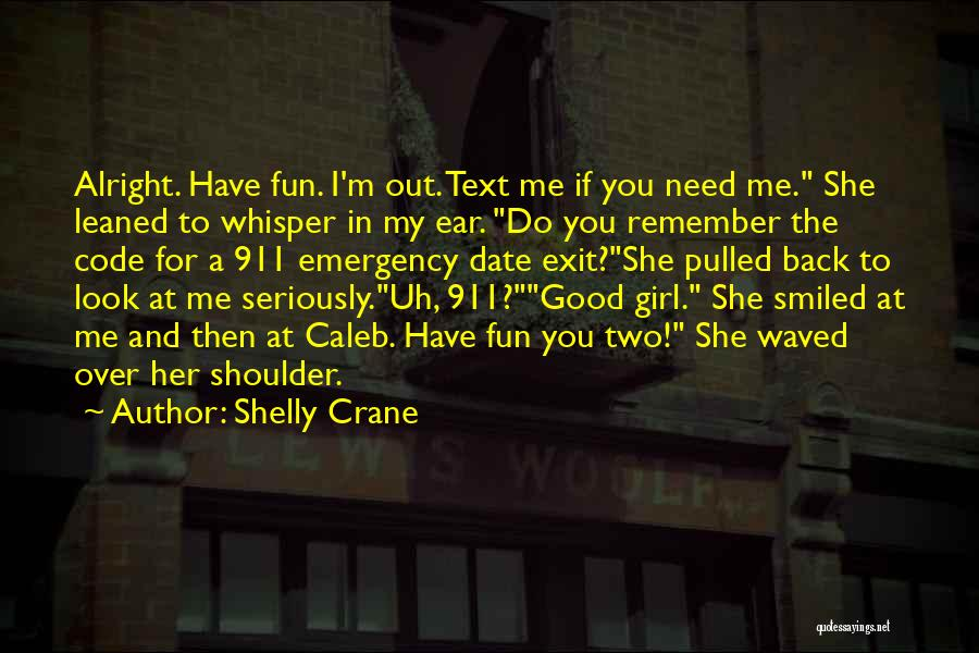 911 Emergency Quotes By Shelly Crane