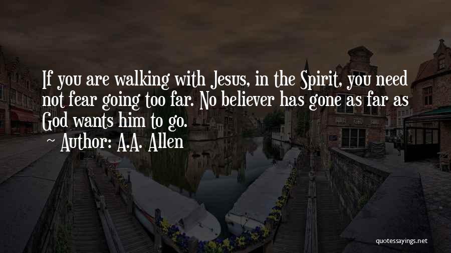 A.A. Allen Quotes 1438015