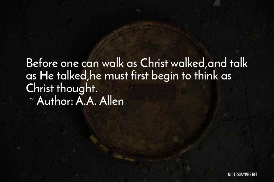 A.A. Allen Quotes 819265