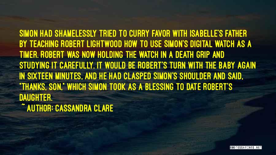 A Baby's Death Quotes By Cassandra Clare