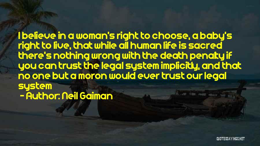 A Baby's Death Quotes By Neil Gaiman