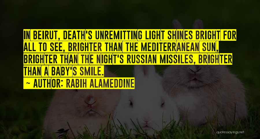 A Baby's Death Quotes By Rabih Alameddine