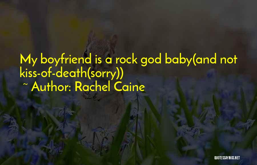 A Baby's Death Quotes By Rachel Caine