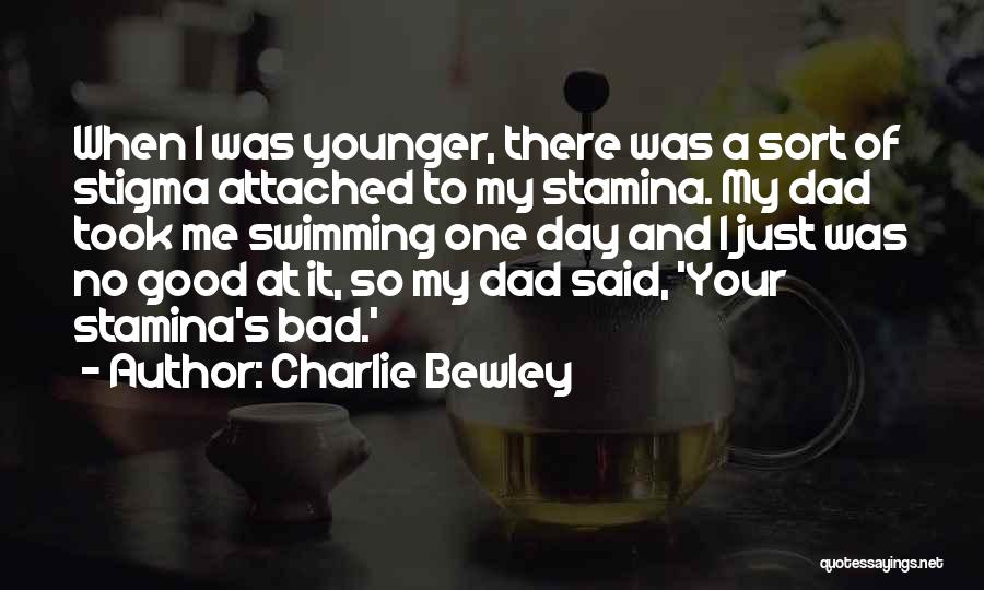 A Bad Day Quotes By Charlie Bewley