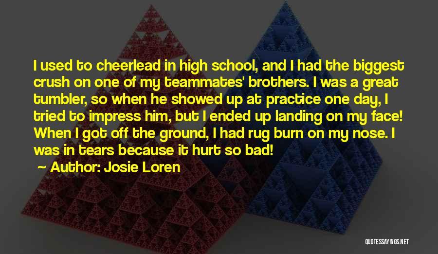 A Bad Day Quotes By Josie Loren