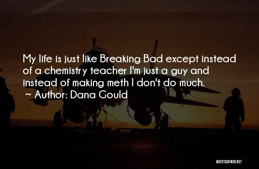 A Bad Teacher Quotes By Dana Gould