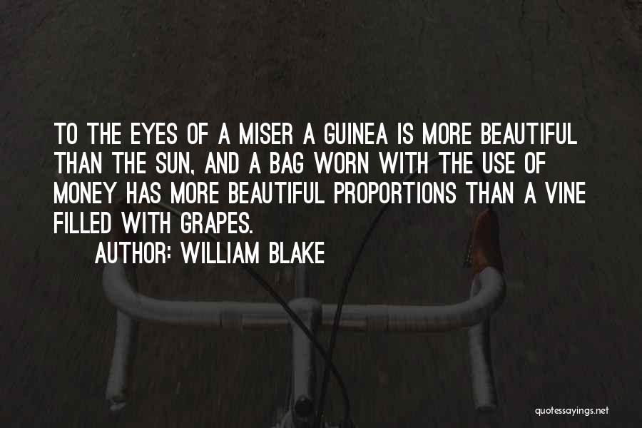 A Beautiful Eyes Quotes By William Blake