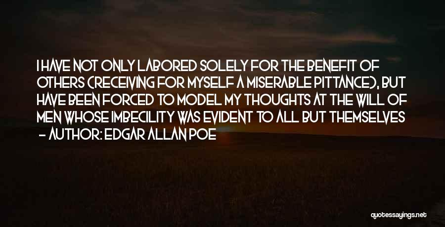 A Beautiful Girl Quotes By Edgar Allan Poe