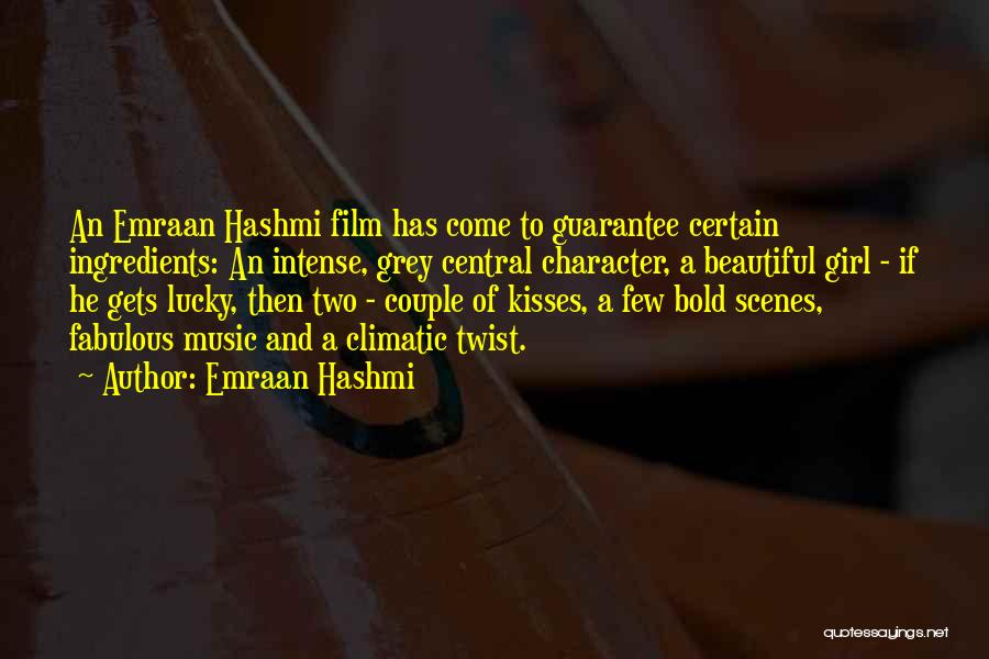 A Beautiful Girl Quotes By Emraan Hashmi
