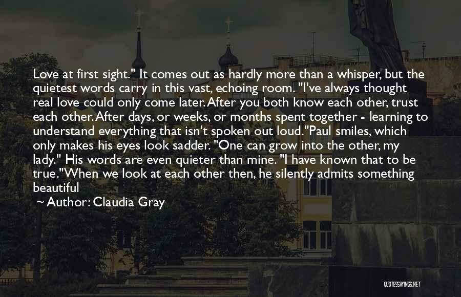 A Beautiful Lady Quotes By Claudia Gray