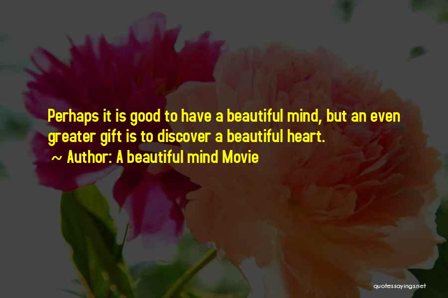 A Beautiful Mind Movie Quotes 2152698