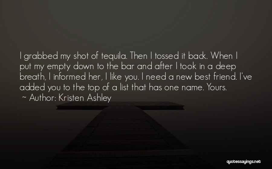 A Best Friend Like You Quotes By Kristen Ashley