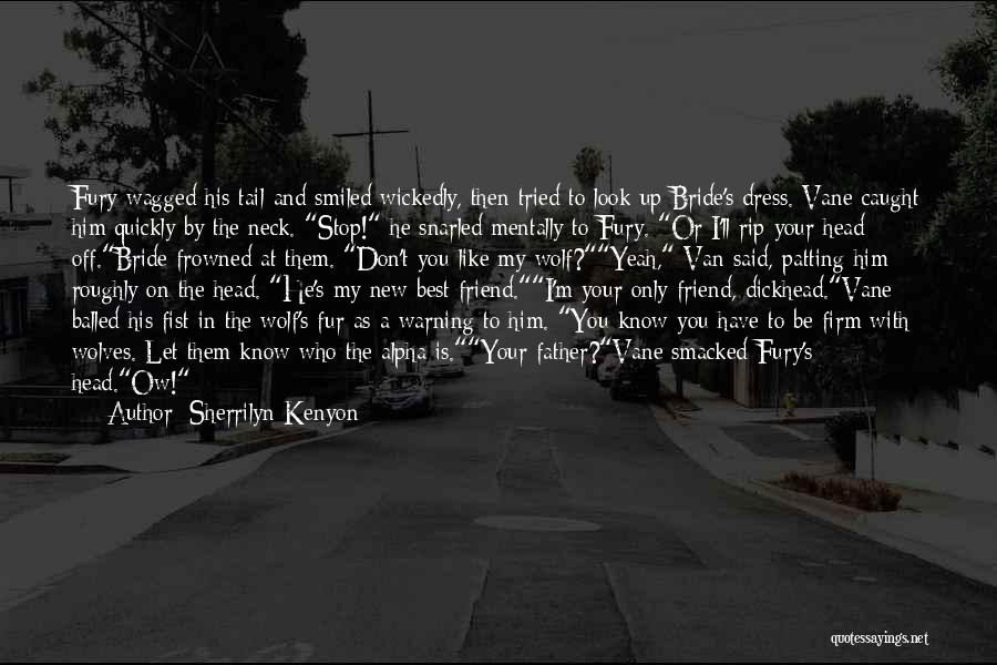 A Best Friend Like You Quotes By Sherrilyn Kenyon
