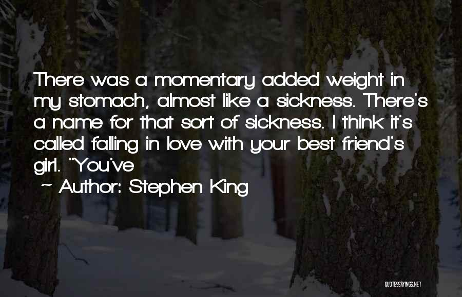 A Best Friend Like You Quotes By Stephen King