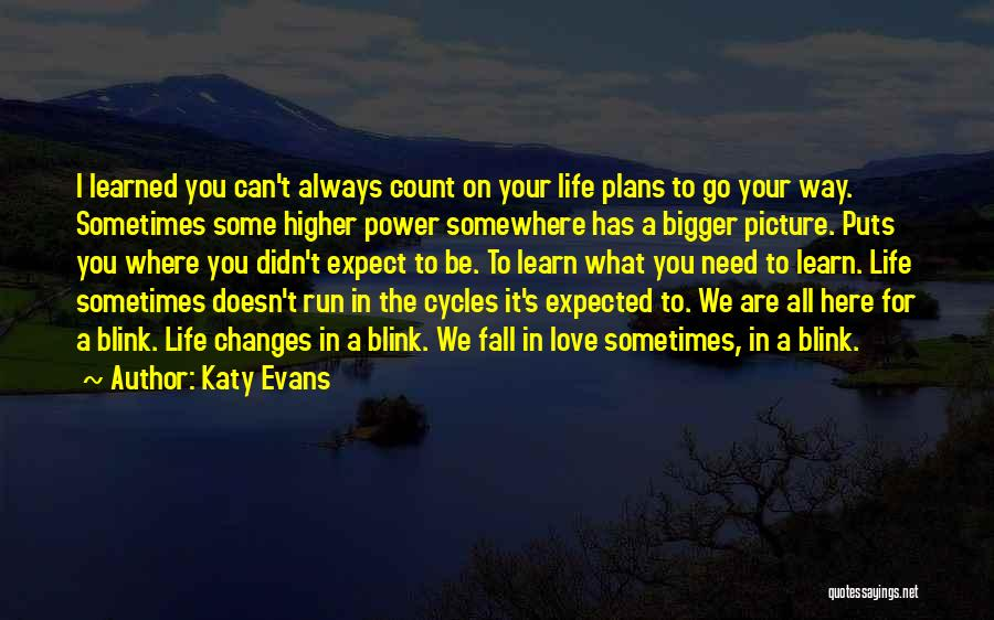 A Bigger Picture Quotes By Katy Evans