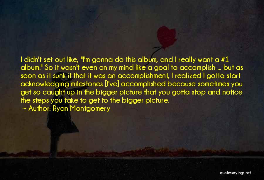 A Bigger Picture Quotes By Ryan Montgomery