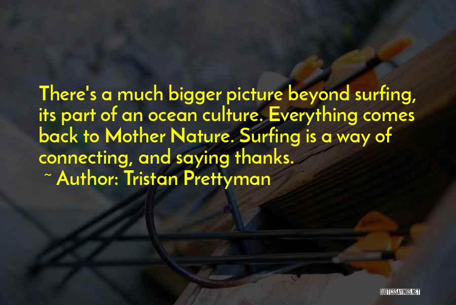 A Bigger Picture Quotes By Tristan Prettyman