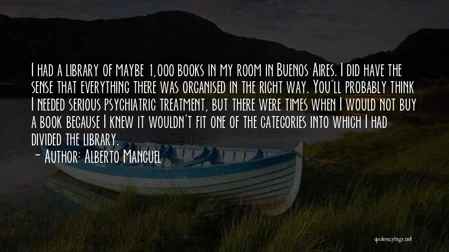 A Book Quotes By Alberto Manguel