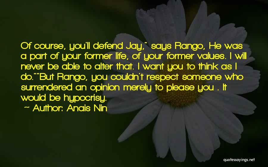 A Book Quotes By Anais Nin