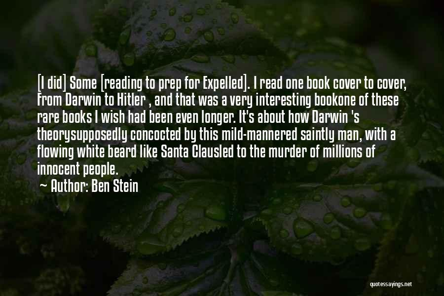 A Book Quotes By Ben Stein