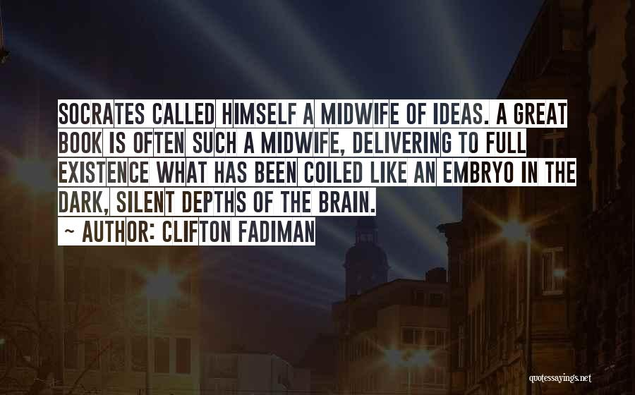 A Book Quotes By Clifton Fadiman