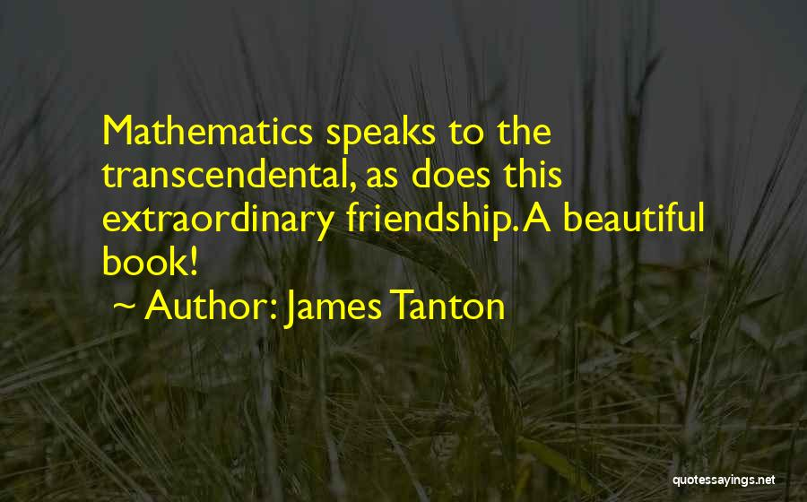 A Book Quotes By James Tanton