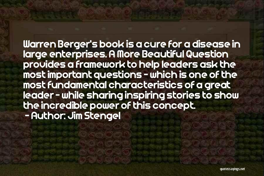 A Book Quotes By Jim Stengel