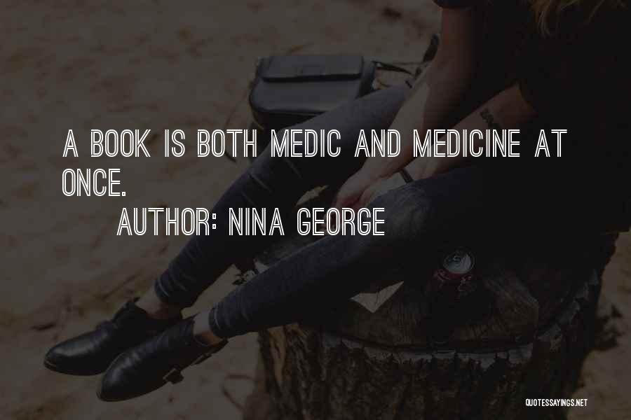 A Book Quotes By Nina George