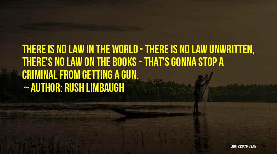 A Book Quotes By Rush Limbaugh