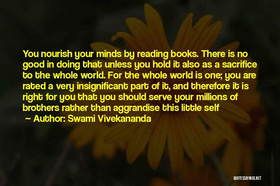 A Book Quotes By Swami Vivekananda