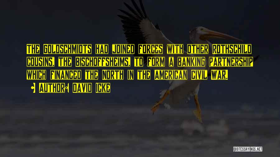 A Civil War Quotes By David Icke