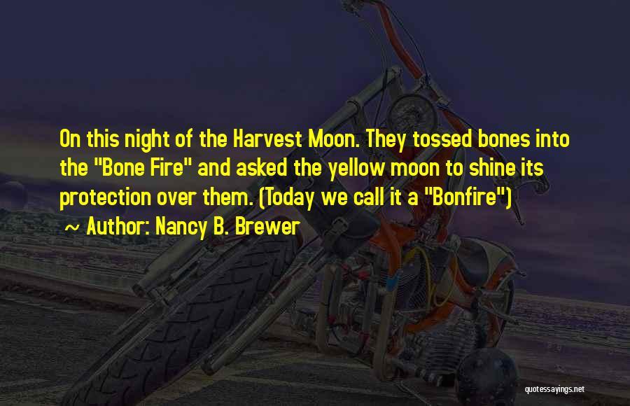 A Civil War Quotes By Nancy B. Brewer