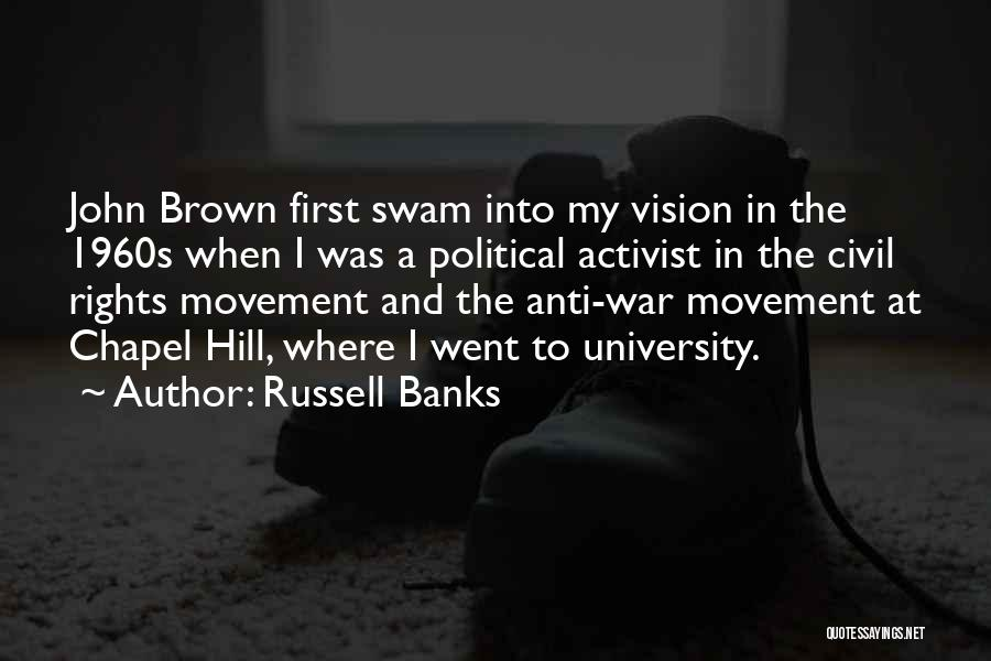 A Civil War Quotes By Russell Banks