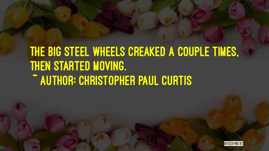 A Couple Quotes By Christopher Paul Curtis