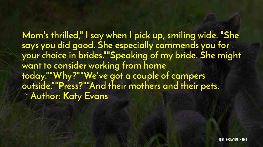 A Couple Quotes By Katy Evans