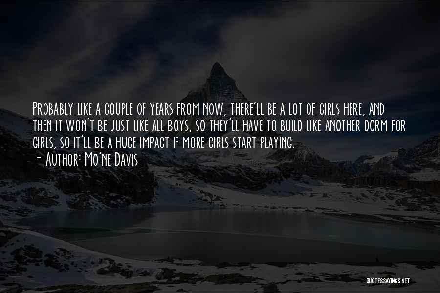 A Couple Quotes By Mo'ne Davis