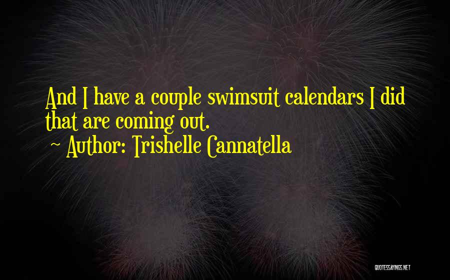 A Couple Quotes By Trishelle Cannatella