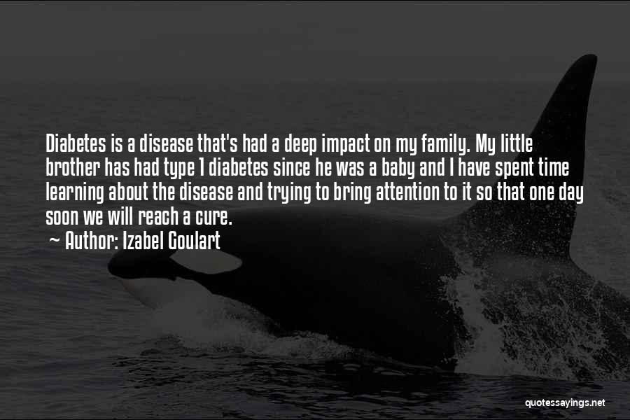 A Day Well Spent With Family Quotes By Izabel Goulart