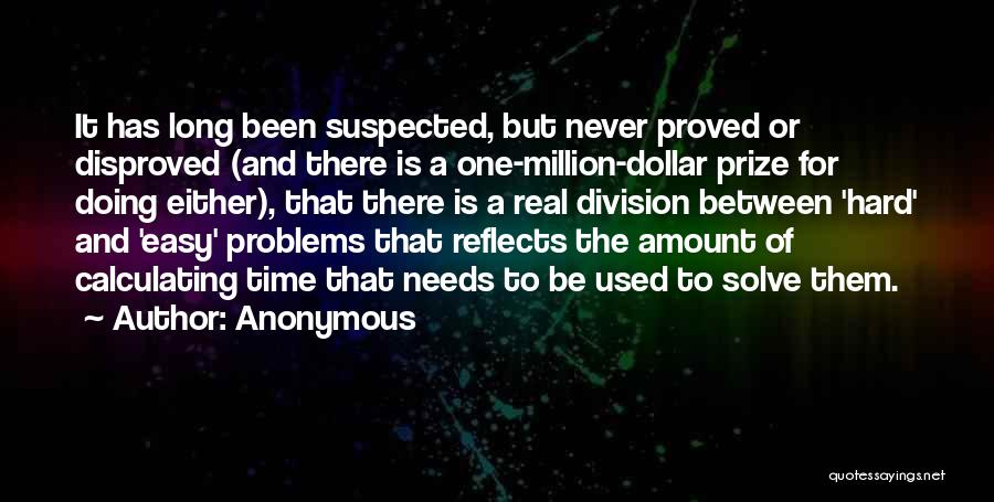 A Dollar Quotes By Anonymous