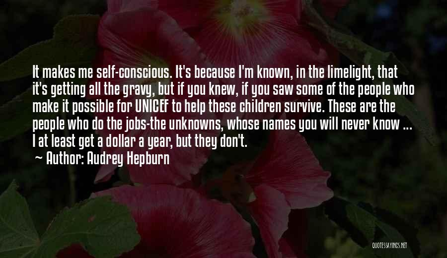 A Dollar Quotes By Audrey Hepburn