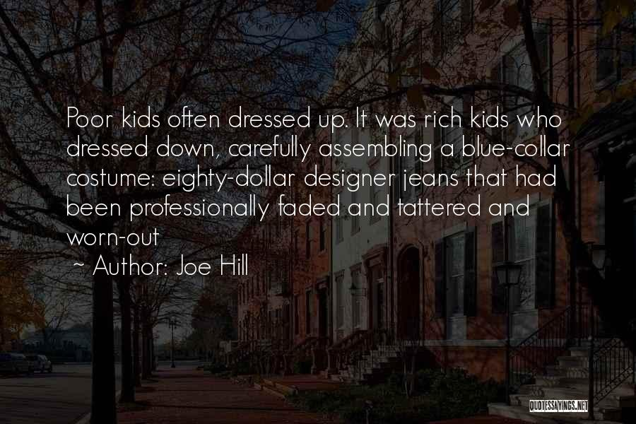 A Dollar Quotes By Joe Hill