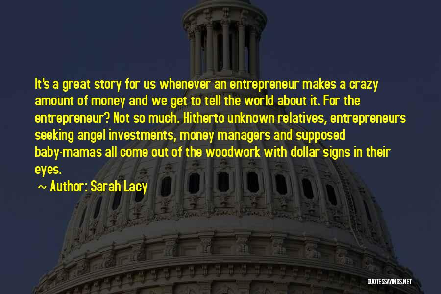 A Dollar Quotes By Sarah Lacy