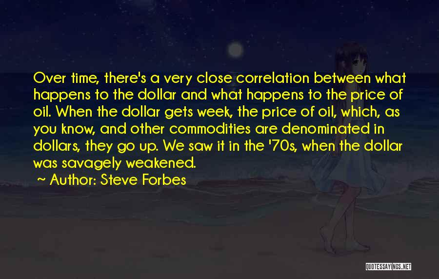 A Dollar Quotes By Steve Forbes